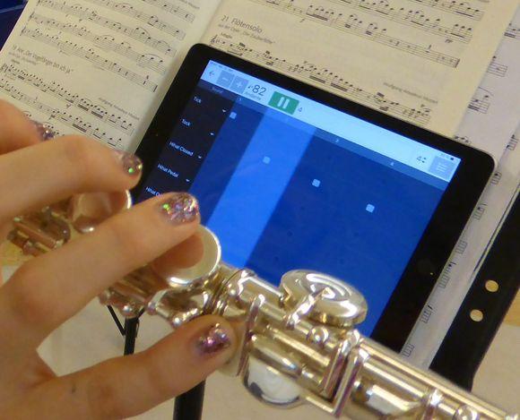 Mobiler Musikunterricht