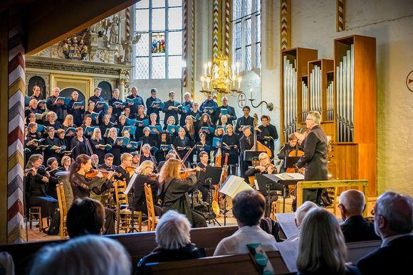 Kirchenchor St-Laurentius Schönberg