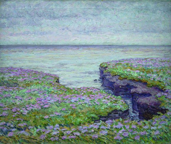 expressiver realismus landschaftsmalerei