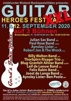 Guitar Heroes Festival