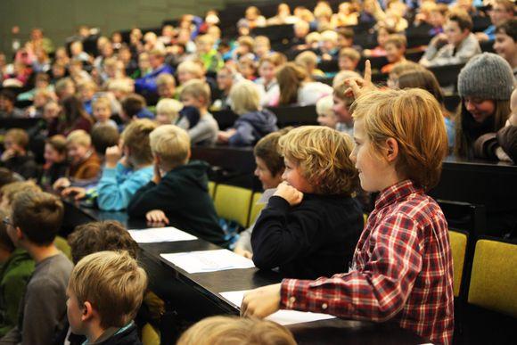 Kinder- und Schüleruni 2016