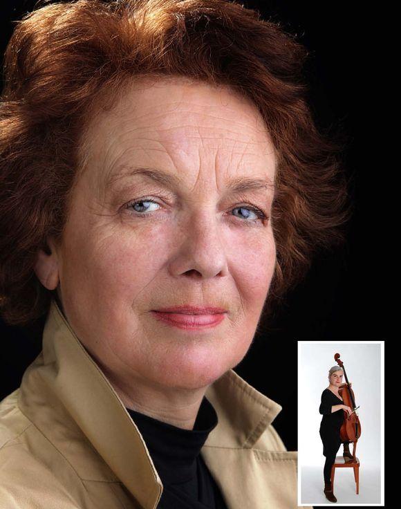Paula Quast und die Cellistin Krischa Weber