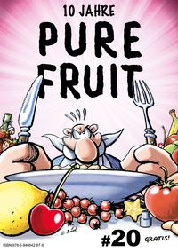 Pure Fruit Comic
